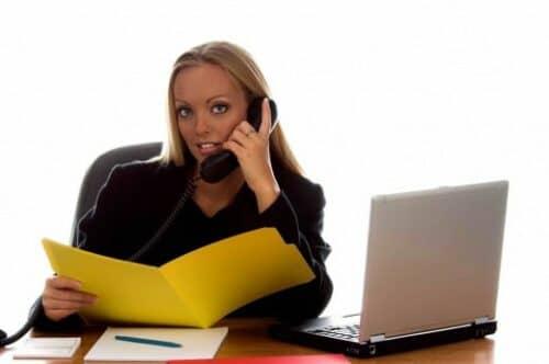 Правильное представление услуг компании может обеспечить только квалифицированный менеджер